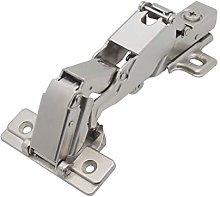 Probrico 10PCS Soft Close Cabinet Hinges 165