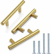 Probrico 15 X Gold Stainless Steel 76mm Hole