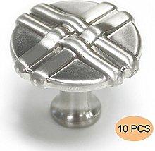 Probrico Round Furniture Drawer Knob PS83062BSN