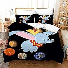 Probuk Disney Dumbo Children's Bed Linen 100%