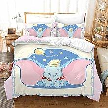 Probuk Disney Dumbo Children's Bed Linen Set