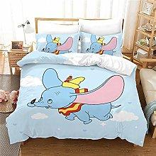 Probuk Disney Dumbo Children's Bedding Set