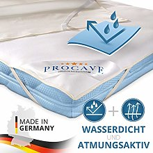 PROCAVE, Waterproof Mattress Protector, Cot Bed