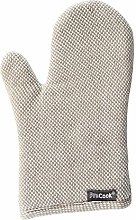 ProCook Cotton Single Oven Glove - Biscuit and
