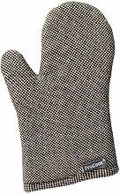 ProCook Cotton Single Oven Glove - Black and