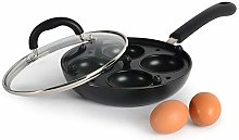 ProCook Gourmet Non-Stick Induction Egg Poacher