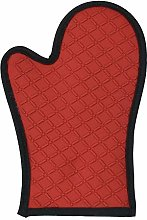 ProCook Silicone Oven Mitt - Red - Heat Resistant