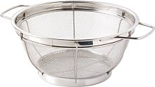 ProCook Stainless Steel Mesh Colander - 25cm Large