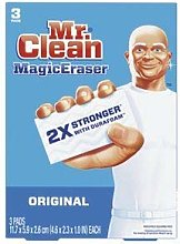 Procter & Gamble 255051 Mr. Clean Magic Eraser, 3