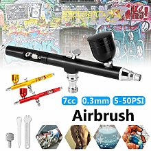 Profession 0.3MM Dual Action Airbrush Model Paint