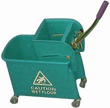 Professional 20 Litre Green Kentucky Mop System