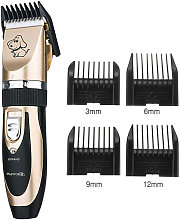 Professional Animal Pet Hair Clippers Low Noise