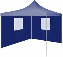 Professional Folding Party Tent with 2 Sidewalls