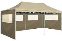 Professional Folding Party Tent with 4 Sidewalls
