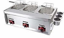 Professional Fryer, Commercial Household Gas Small