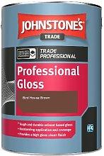 Professional Gloss - Bird House Brown - 5ltr -
