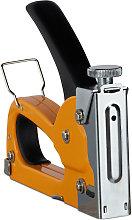 Professional Manual Staple Gun, Industrial, 500