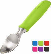 Professional Stainless Steel Ice Cream Scoop by
