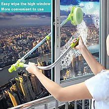 Professional Window Cleaning Brush Squeegee