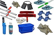 Professional Window Cleaning Equipment Set All