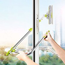 Professional Window Squeegee Cleaner, U-Shaped
