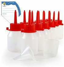 ProfessionalTree® 12x50 ml Liquid Dropper Bottles