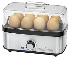 Proficook Electric 8-Egg Boiler Omelette Poacher,