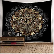 PROFIYER Tapestry Psychedelic , Bohemian Feather