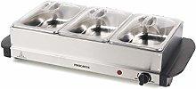 Progress® EK3664P Portable Three Pan Food Warmer