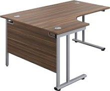 Progress II Left Hand Ergonomic Desk, 180wx80dx73h