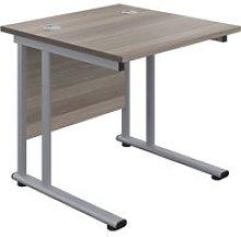 Progress II Rectangular Desk, 80wx80dx73h (cm),