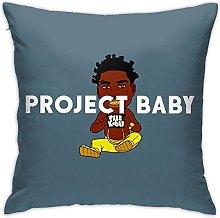 Project Baby Pillowcase Home Decorations Coloring