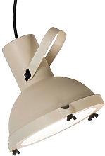 Projecteur 165 Pendant by Nemo White/Beige