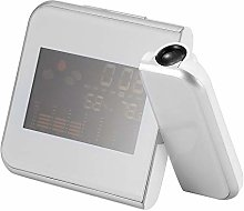 Projection Alarm Clock Digital Wall Projector
