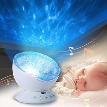 Projector Night Light, Infreecs Projection Lamp