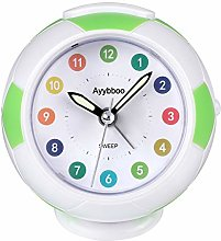 PROKING Alarm Clock for Kids Bedside Alarm Clock
