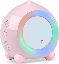 PROKING Alarm Clock for Kids Digital Sunrise