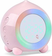 Proking Children's Digital Alarm Clock Quiet