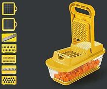 Promworld Food Chopper,Potato shredder,