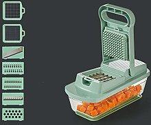 Promworld Food Cutter,Potato shredder, vegetable