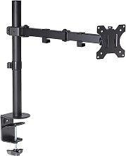 Proper AV Swing Arm 19 to 32 Inch Monitor Desk