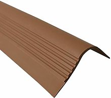 Proper Tools Stair Anti Slip Nosing Rubber Angle