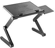 Properav Properav Sit Or Stand Up Laptop Desk With