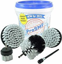 ProSMF Drill Brush Power Scrubber - Cleaning