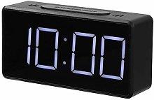 Prosperveil Digital Alarm Clock LED Bedside Kids