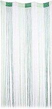 Prosperveil Glitter String Curtains Door Fly
