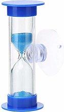 Prosperveil Suction Cup Sand Timer 3 Minutes