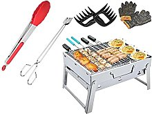 Protable charcoal grill Camping BBQ grill Outdoor