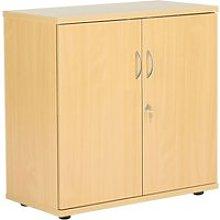 Proteus Double Door Cupboard, Oak
