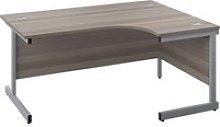Proteus I Right Hand Ergonomic Desk,